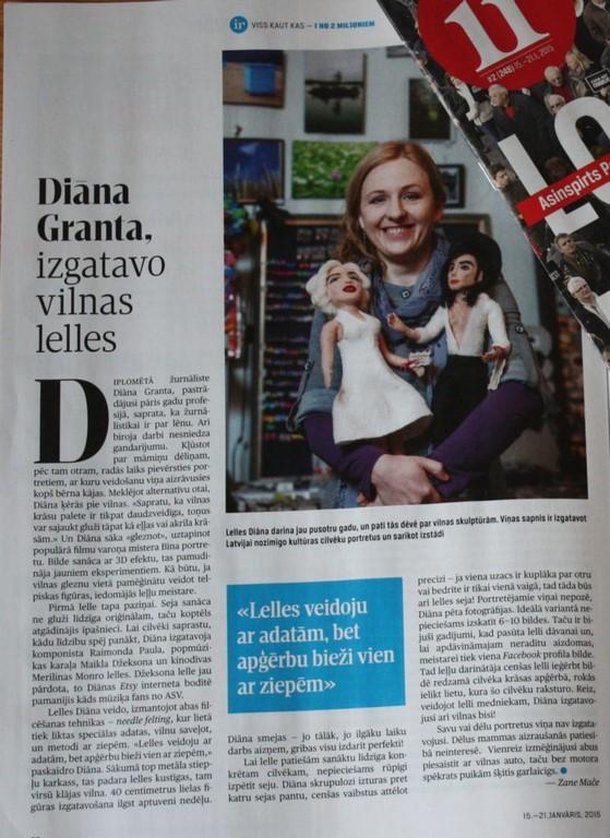 Diana Granta IR